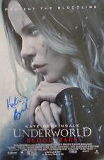AUTOGRAPHED - 'Underworld: Blood Wars' (Kate Beckinsale) Movie Poster + COA