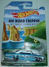 HOT WHEELS ROAD TRIPPIN' ~ ' 64 FORD GALAXIE ~ GREAT OCEAN ROAD VICTORIA