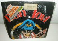Sealed Donington Park UK Tour T Shirt Bon Jovi Vintage 80s 1987 Bravado M Medium