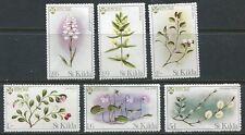 SAINT KILDA NATIONAL TRUST FOR SCOTLAND FLOWERS - PLANTS SET OF 6 MINT COMPLETE!