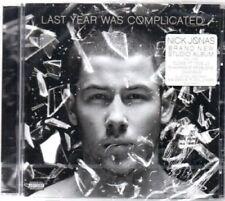 Nick Jonas-last year qué complicated-CD-nuevo/en el embalaje original