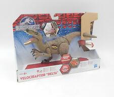 "Hasbro Jurassic World / VELOCIRAPTOR ""DELTA""  B4018 Actionfigur - defekt defect"