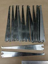 13- Garcy SHELF BRACKETS Supports Steel 12in