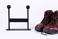 Black Simplistic Design Freestanding Boot Scraper