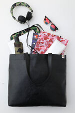 A Bathing Ape Bape 2016 Summer Collection Camo Black Tote Shopping Bag Japan Mag