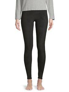 ClimateRight Cuddl Duds Women's Stretch Fleece Long Underwear Thermal Legging M