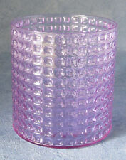 Kaj Franck Vintage Neodyymi Alexandrite Ruuturitari Glass Iittala Finland
