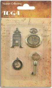 Charms Pendant Scrapbooking Embellishments Art Sewing Crafts DIY Card Making