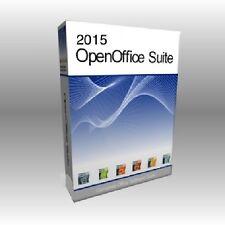 2015 Professional Office Suite for Microsoft Windows 8 7 Vista XP 2010/2013