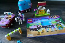 LEGO Friends Geländewagen mit Pferdeanhänger 3186