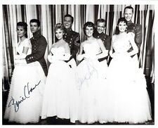 MARDI GRAS MOVIE CAST - PHOTO SIGNED CO-SIGNED BY: BARRIE CHASE, GARY CROSBY