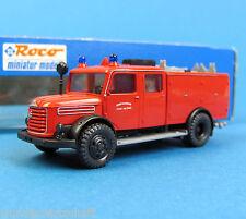 Roco H0 1363 STEYR 586 TLF 1500 Feuerwehr Stadt Salzburg HO 1:87 OVP