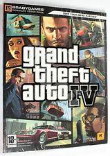 Guida Strategica Ufficiale GRAND THEFT AUTO IV GTA 4 2008 Bradygames Multiplayer