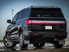 Genuine Lincoln Navigator Gatorback Splash Guard Set - Rear - Lincoln Star Logo