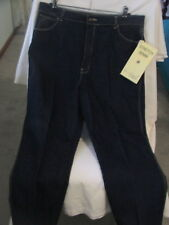 GLORIA VANDERBILT FOR MURJANI ~ Blue Denim Stretch Jeans ~ Size 16 ~ BRAND NEW!!