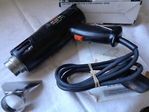 Power Devil Hot Air Gun - Model PDX1HGB 2000w 2 Heat Settings (boxed)
