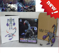 Transform Element TE Scorpion Scorponok BW Action Figure transformers toys