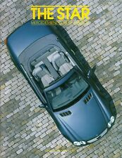 2001 The Star Magazine (Mercedes-Benz Club of America) September/October