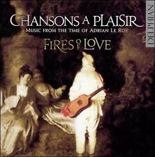Chamsons a Plaisir (Fires of Love) CD NEW