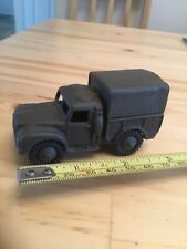 Dinky Toys No.641 Army 1 Ton Cargo Truck Near Mint Condition (c.1954)