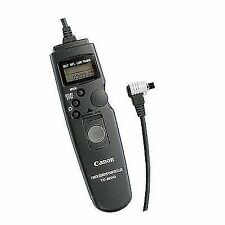 Save 10 Genuine Canon Tc-80n3 Timer Remote Release for 6d 7d 5d Mark III 5ds R