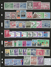 PHILIPPINES...#531/952; B8/31 & CB1-3...Mint H...1949/66...Nice Coll. of 50 Diff