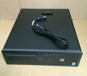 HP ProDesk 600 G1 SFF Desktop Intel i7-4790 3.60GHz 8GB DD3 RAM/DVD RW/1TB HDD