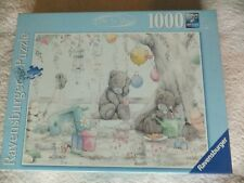 Me To You - Tatty Teddy - Bear on Swing in Garden - Ravensburger Puzzle - Jigsaw