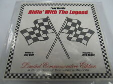 Ridin' With The Legend CD by Tony Martin EB0405