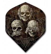 HEAR SPEAK SEE NO EVIL ALCHEMY PRO 100 MICRON  STANDARD SHAPE FLIGHTS