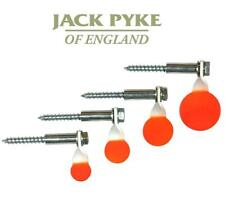 Jack Pyke Mini Spinner Targets 4 Pack Steel Air Rifle Target Air Pistol Spinners