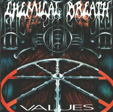 "CHEMICAL BREATH "" VALUES "" 1994  CD !"