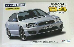 Fujimi Suburu Legacy B4 Rsk / RS30 en 1/24 3932 St