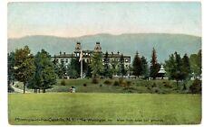 Phoenicia NY -THE WASHINGTON INN FROM BASEBALL GROUNDS- Postcard Catskills
