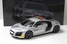 1:18 Kyosho Audi R8 4.2 FSi DTM Safety Car 2008 NEW bei PREMIUM-MODELCARS