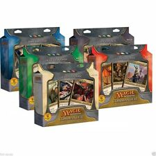 Commander Original 2011 - Set of all Five Decks - ENGLISH - Sealed Brand New MTG