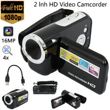 "2.0"" Digital Video Cameras 16Mp 4 x Zoom Camcorder Video Camera Dv Dvr Fam"
