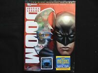 Justice League Doom two disk special edition  DVD still sealed NTSC