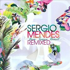 Sergio Mendes : Bom Tempo Brasil - Remixed CD Factory Sealed New