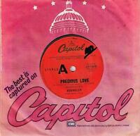 "BOB WELCH - PRECIOUS LOVE -  7"" 45 VINYL RECORD - 1979"