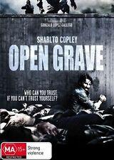 Open Grave (DVD, 2014) (D166)