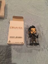 Deus Ex: Mankind Divided Adam Jensen mini promo Figure E3 2016 Square Enix