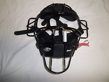 DIAMOND DFM-43 BASEBALL/SOFTBALL UMPIRE  MASK BLACK