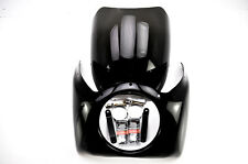 Arlen Ness Direct Bolt-On Fairing, Gloss Black  06-033