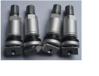Valve Stems Metal Aluminum Screw in type for Mercedes Audi BMW Euro TPMS Repair