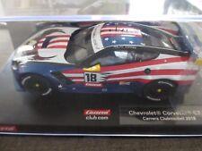 Carrera Digital 124 Chevrolet Corvette C7.R Clubmodell 2018 Limited Edition OVP