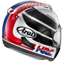 HONDA HRC CBR1000RR-R 2020 FIREBLADE ARAI RX-7V RACE MOTORCYCLE CRASH HELMET