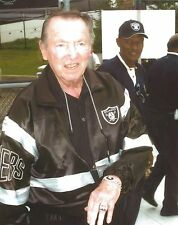 AL DAVIS 8X10 PHOTO OAKLAND RAIDERS LA PICTURE NFL FOOTBALL OWNER