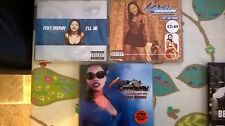Foxy Brown Single collection 3xCD 12 tracks n mixes Jay-Z Dru Hill EPMD