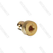 SMA male to BNC female adapter connector for Vertex Icom Kenwood Radio adaptor